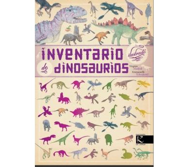 Inventari il·lustrat dels dinosaures