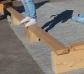 Barras de equilibrio con soportes