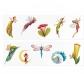 Tatuajes mundo mágico hadas y duendes