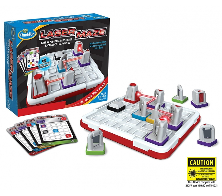 joc electrònic Laser Maze
