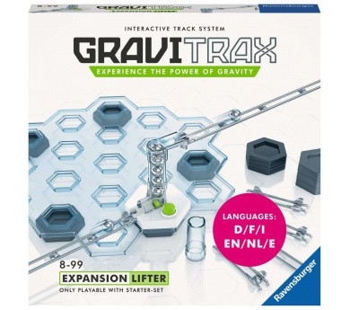 Gravitrax. Expansió ascensor