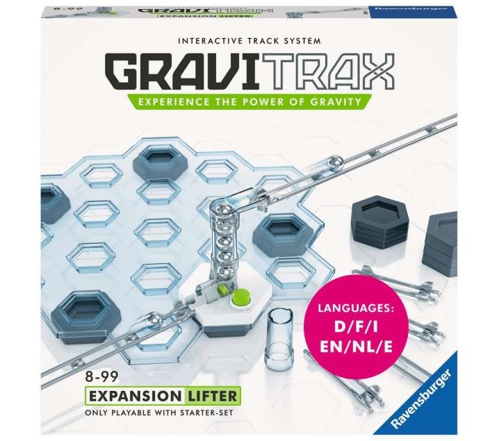 Gravitrax. Expansión ascensor