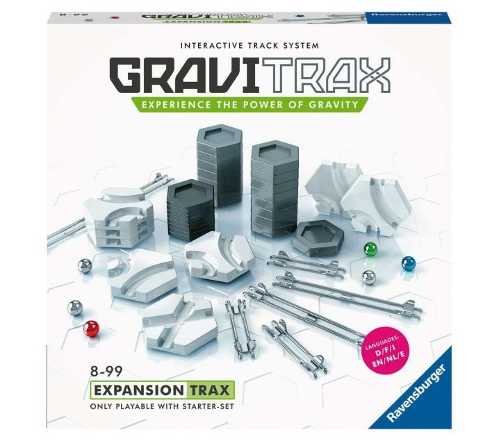 Gravitrax. Expansión trax