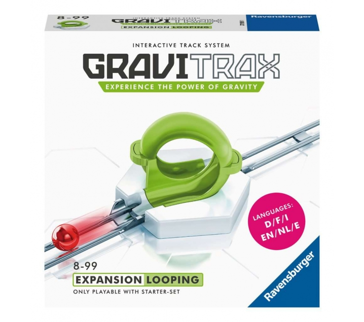 Gravitrax. Expansió looping