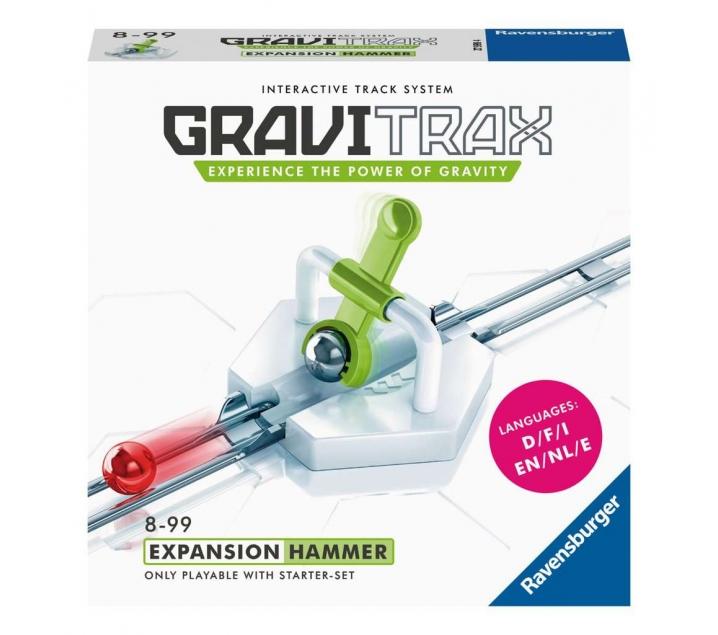 Gravitrax. Expansión martillo