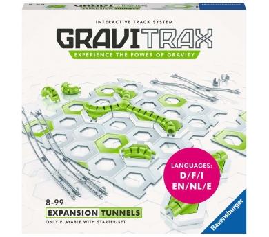 Gravitrax. Expansión túnel