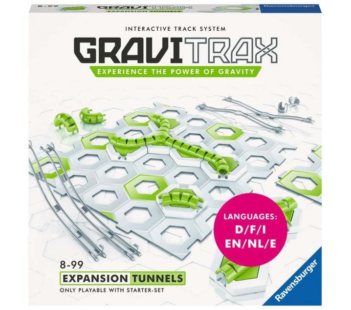 Gravitrax. Expansió túnel