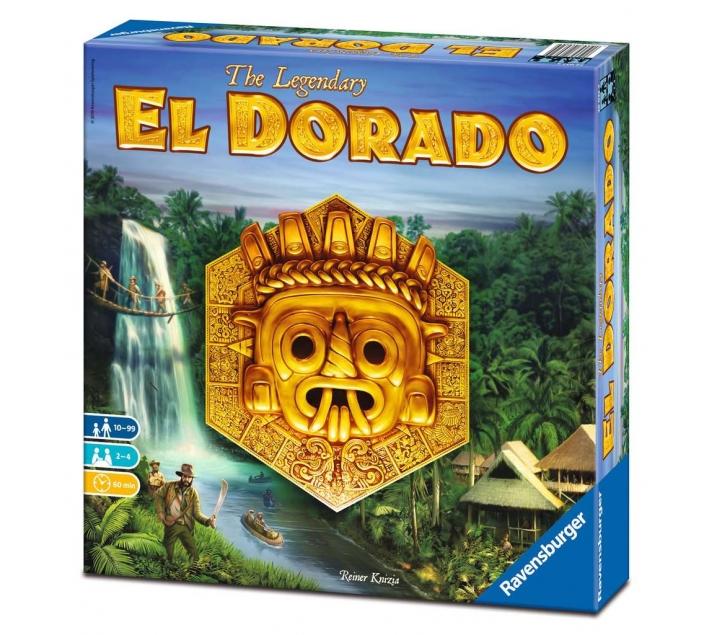 Juego de estrategia El Dorado