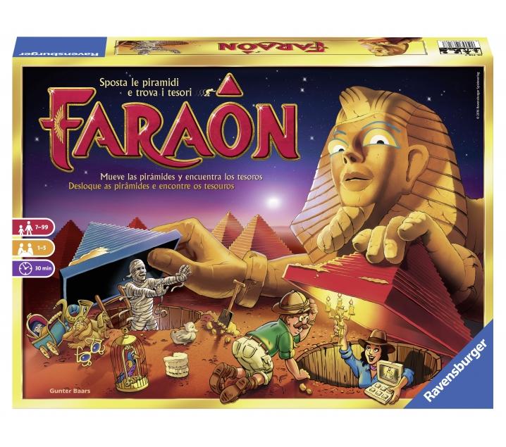 Juego de memoria El Faraón