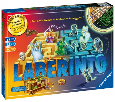 Joc d'estratègia El Laberinto