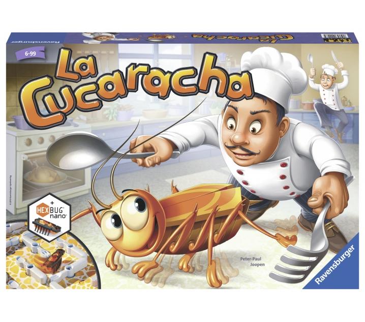 Juego de ingenio La Cucaracha