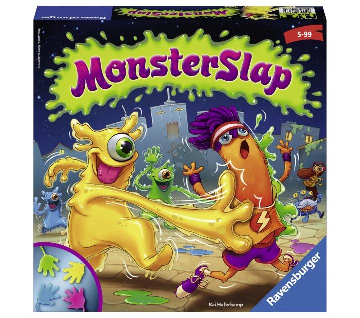 Juego de agilidad Monster Slap