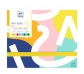 Arty Bloc. Paper de colors