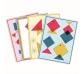 Collage de quadrats màgics
