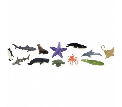 tub d'animals de l'oceà