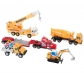 Vehículos de obras de juguete