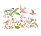 Vinils d'ocells exòtics