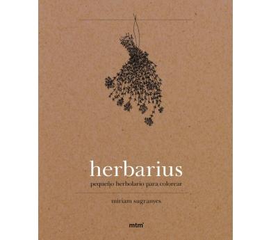 Herbarius, pequeña guía de plantas medicinales