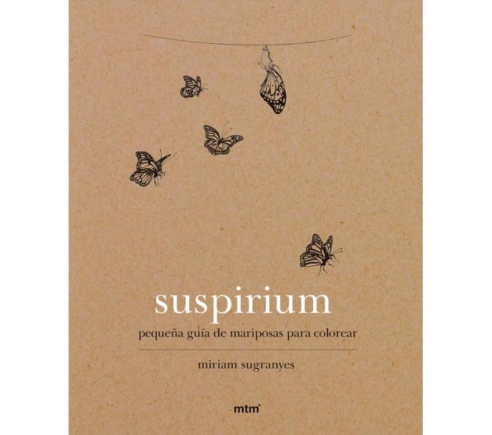 Suspirium, petita guia de papallons