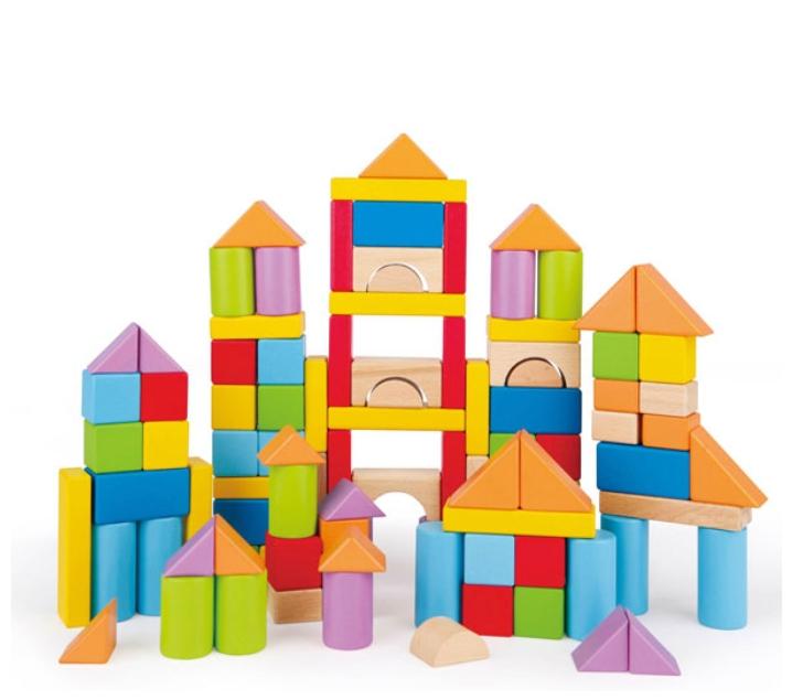 101 bloques de construcción clásicos