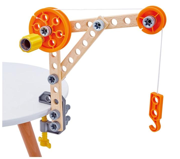 Pack de tres experiments de mecànica