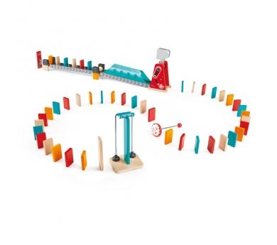 Fichas para pista de dominós Martillo Poderoso