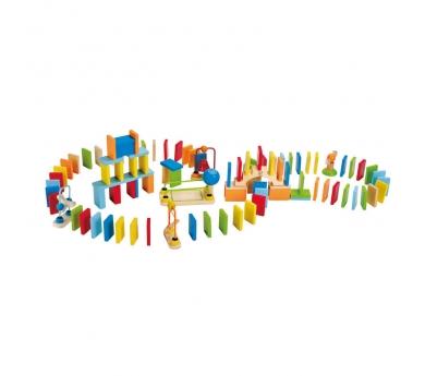 Fichas para pista de dominós