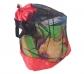 Completo set de juguetes de playa con bolsa de red