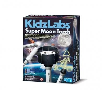 Kit de 4 experimentos con luz