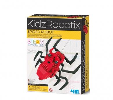 Construye un robot araña