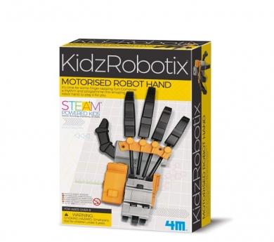 Construye una mano robotizada