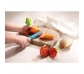 Verduras para cortar con cuchillo