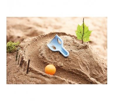 Pala para construir toboganes de arena para bolas