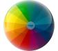 Pilota de colors arc de Sant Martí