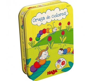 Eruga de colors