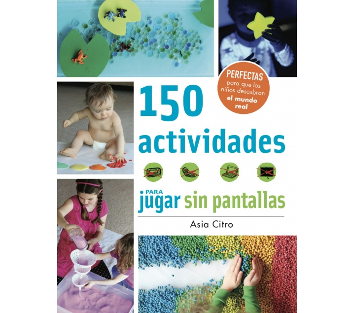 150 activitats per jugar sense pantalles