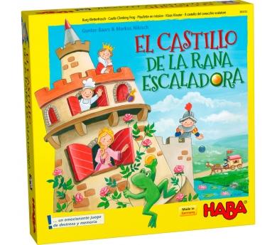 El castell de la granota escaladora