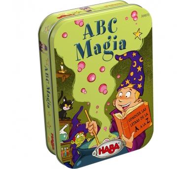 Juego de mesa ABC Magia
