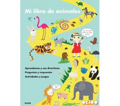 Mi libro de los animales