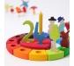 Anell d'aniversari de colors