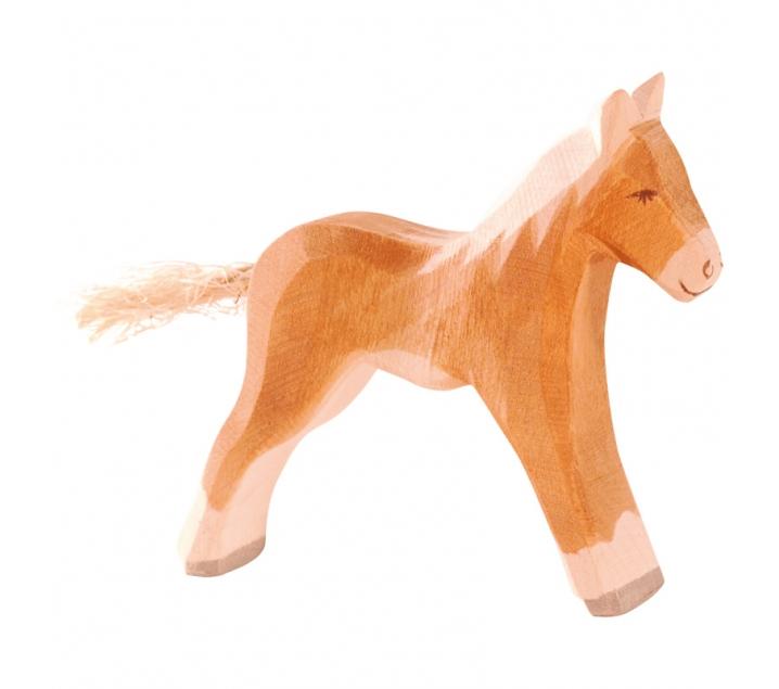 Figura de madera Ostheimer - Potro