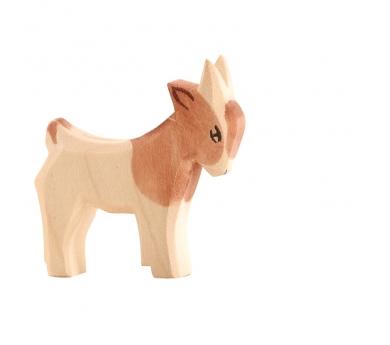 Figura de madera Ostheimer - Cabra de pie