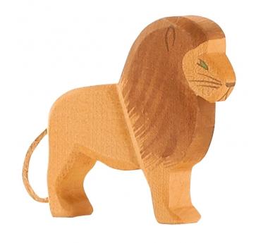 Figura de madera Ostheimer - León