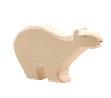 Figura de fusta Ostheimer -  Ós polar gran