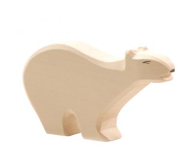 Figura de madera Ostheimer - Oso polar grande