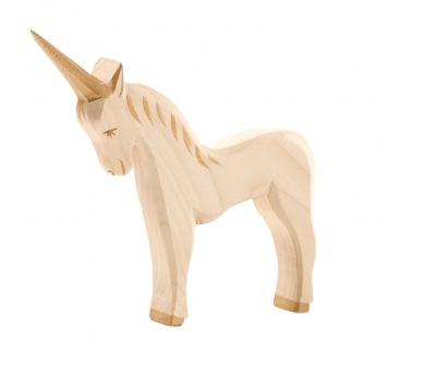 Figura de fusta Ostheimer - Unicorn