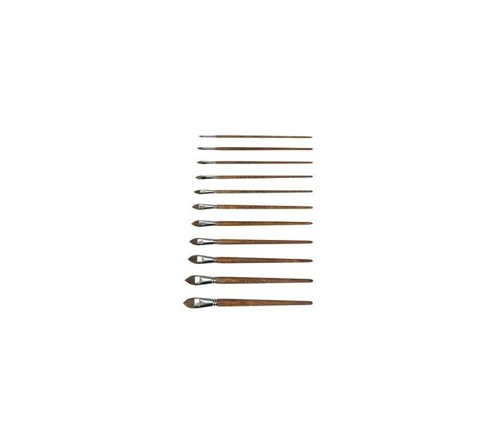 Pinzells d'excel·lent qualitat (diversos gruixos)