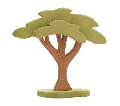 Figura de madera Ostheimer - Árbol con soporte
