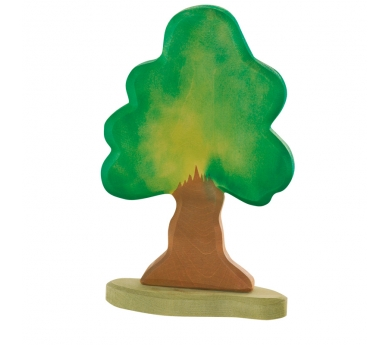 Figura de madera Ostheimer - Roble con soporte