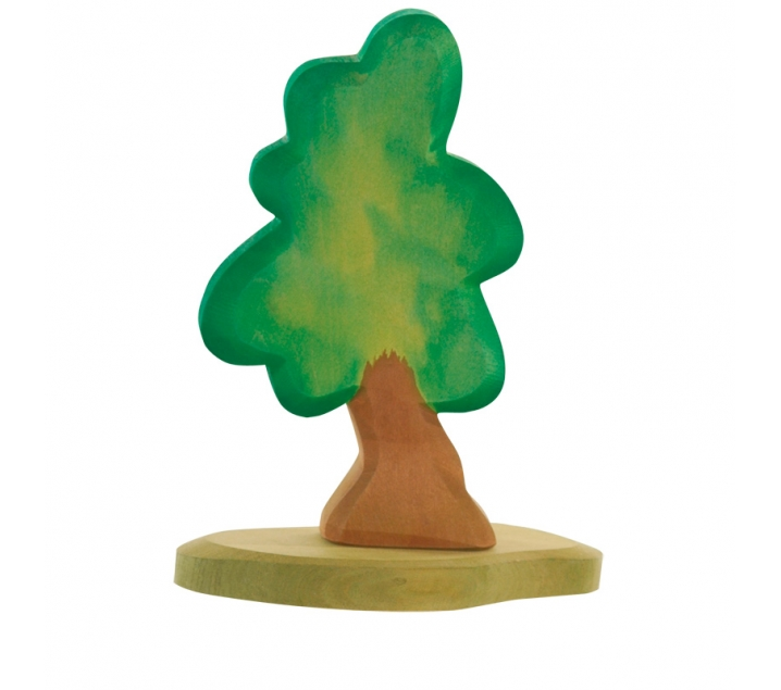 Figura de fusta Ostheimer - Roure mitjà amb suport